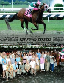 Funky Munky Stable, Thoroughbred and Harness Horse Racing Partnerships